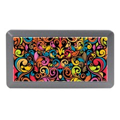 Art Traditional Pattern Memory Card Reader (mini)