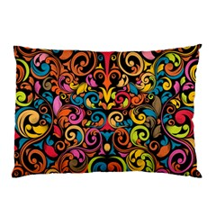Art Traditional Pattern Pillow Case (two Sides)