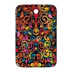 Art Traditional Pattern Samsung Galaxy Note 8 0 N5100 Hardshell Case