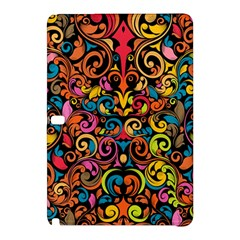 Art Traditional Pattern Samsung Galaxy Tab Pro 10 1 Hardshell Case