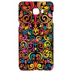 Art Traditional Pattern Samsung C9 Pro Hardshell Case