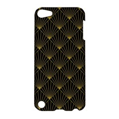 Abstract Stripes Pattern Apple Ipod Touch 5 Hardshell Case