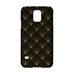 Abstract Stripes Pattern Samsung Galaxy S5 Hardshell Case