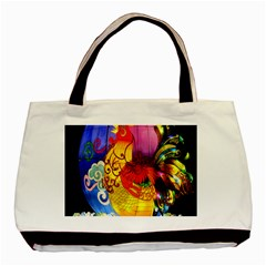 Chinese Zodiac Signs Basic Tote Bag (two Sides)
