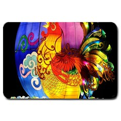 Chinese Zodiac Signs Large Doormat
