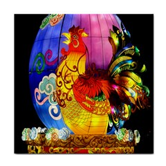 Chinese Zodiac Signs Face Towel