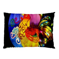 Chinese Zodiac Signs Pillow Case
