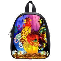 Chinese Zodiac Signs School Bags (small)