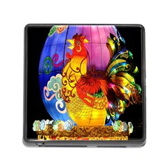 Chinese Zodiac Signs Memory Card Reader (square)