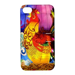 Chinese Zodiac Signs Apple Iphone 4/4s Hardshell Case With Stand