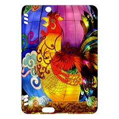 Chinese Zodiac Signs Kindle Fire Hdx Hardshell Case