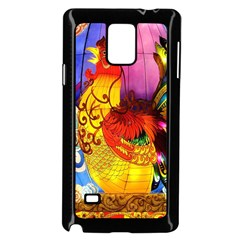 Chinese Zodiac Signs Samsung Galaxy Note 4 Case (black)