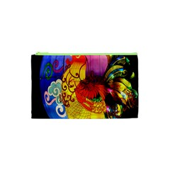 Chinese Zodiac Signs Cosmetic Bag (xs)