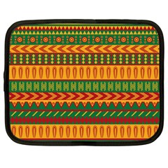 Mexican Pattern Netbook Case (xxl)
