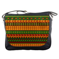 Mexican Pattern Messenger Bags