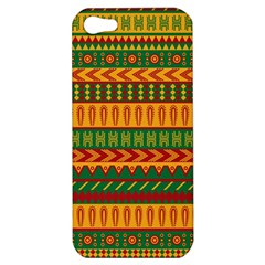 Mexican Pattern Apple Iphone 5 Hardshell Case