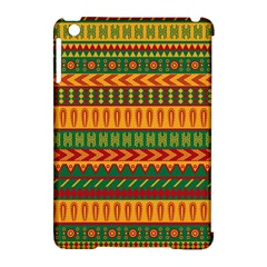 Mexican Pattern Apple Ipad Mini Hardshell Case (compatible With Smart Cover)