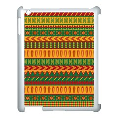 Mexican Pattern Apple Ipad 3/4 Case (white)