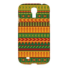 Mexican Pattern Samsung Galaxy S4 I9500/i9505 Hardshell Case