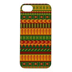 Mexican Pattern Apple Iphone 5s/ Se Hardshell Case