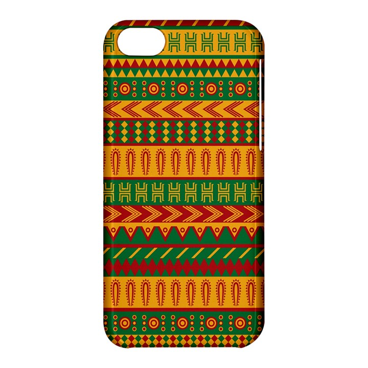 Mexican Pattern Apple iPhone 5C Hardshell Case