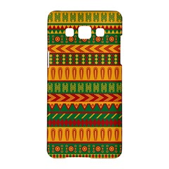 Mexican Pattern Samsung Galaxy A5 Hardshell Case