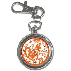 Chinese Zodiac Dog Key Chain Watches