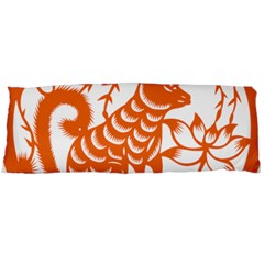 Chinese Zodiac Dog Body Pillow Case Dakimakura (two Sides)
