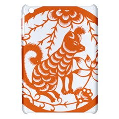 Chinese Zodiac Dog Apple Ipad Mini Hardshell Case