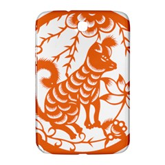 Chinese Zodiac Dog Samsung Galaxy Note 8 0 N5100 Hardshell Case