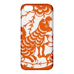 Chinese Zodiac Dog Apple Iphone 5c Hardshell Case