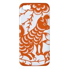 Chinese Zodiac Dog Iphone 5s/ Se Premium Hardshell Case