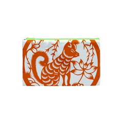 Chinese Zodiac Dog Cosmetic Bag (xs)