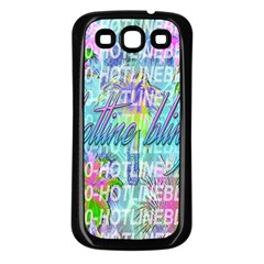 Drake 1 800 Hotline Bling Samsung Galaxy S3 Back Case (black)