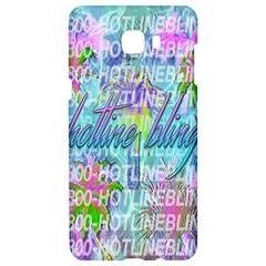 Drake 1 800 Hotline Bling Samsung C9 Pro Hardshell Case