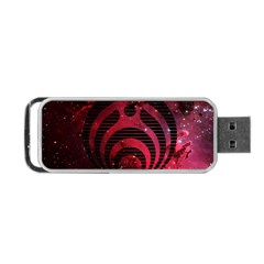 Bassnectar Galaxy Nebula Portable Usb Flash (two Sides)