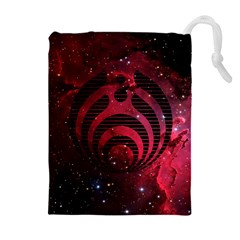 Bassnectar Galaxy Nebula Drawstring Pouches (extra Large)