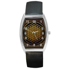 Bring Me The Horizon Cover Album Gold Barrel Style Metal Watch