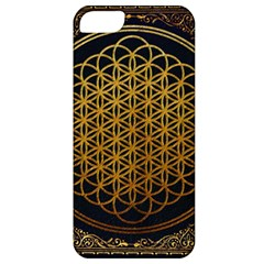Bring Me The Horizon Cover Album Gold Apple Iphone 5 Classic Hardshell Case