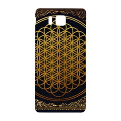 Bring Me The Horizon Cover Album Gold Samsung Galaxy Alpha Hardshell Back Case