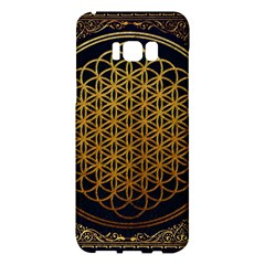 Bring Me The Horizon Cover Album Gold Samsung Galaxy S8 Plus Hardshell Case