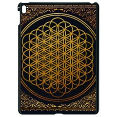Bring Me The Horizon Cover Album Gold Apple Ipad Pro 9 7   Black Seamless Case