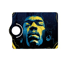 Gabz Jimi Hendrix Voodoo Child Poster Release From Dark Hall Mansion Kindle Fire Hd (2013) Flip 360 Case