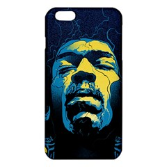 Gabz Jimi Hendrix Voodoo Child Poster Release From Dark Hall Mansion Iphone 6 Plus/6s Plus Tpu Case