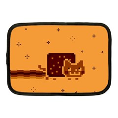 Nyan Cat Vintage Netbook Case (medium)