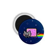 Nyan Cat 1 75  Magnets