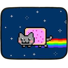 Nyan Cat Fleece Blanket (mini)