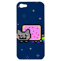 Nyan Cat Apple Iphone 5 Hardshell Case