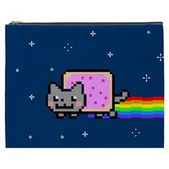 Nyan Cat Cosmetic Bag (xxxl)