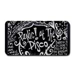 Panic ! At The Disco Lyric Quotes Medium Bar Mats 16 x8.5 Bar Mat - 1